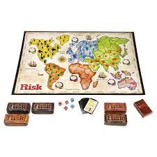 Risk Board Game Target