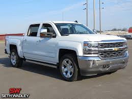 2017 Chevy Silverado 1500 LTZ 4X4 Truck For Sale In Ada OK - HG350485