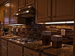 how to put lights inside kitchen cabinets battery operated led