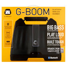 Ilive Under Cabinet Radio With Bluetooth Manual by G Project G Boom Bluetooth Wireless Boombox Walmart Com