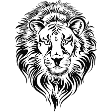 21 Lion Head Coloring Pages Animals Printable