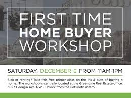 First Time Home Buyer Seminar Click