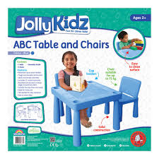 Jolly Kidz Plastic Table And Chairs - Blue - Colorific Greek Style Blue Table And Chairs Kos Dodecanese Islands Shabby Chic Kitchen Table Chairs Blue Ding Http Outdoor Restaurant With And Yellow Crete Stock Photos 24x48 Activity Set Yuycx00132recttblueegg Shop The Pagosa Springs Patio Collection On Lowescom Tables Amusing Ding Set 7 Piece 4 Kids Playset Intraspace Little Tikes Bright N Bold Free Shipping Balcony High Cushions Fniture Rst Brands Sol 3piece Bistro Setopbs3solbl The