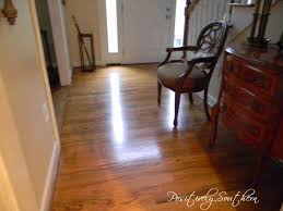 Bona Floor Polish Target by Positively Southern Polishing Hardwood Floors