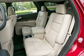 which 2014 2015 3 row suvs offer captain s chairs just car