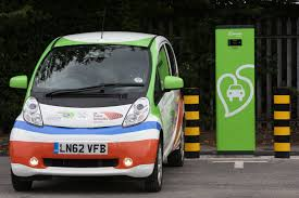 100 Source Chiswick Park Siemens UK EV Charge Points Installed At London Underground Car Parks