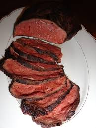 cuisiner le coeur de boeuf rumsteck de bœuf cuisson basse température