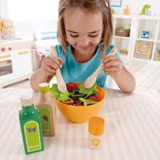 Hape Kitchen Set Canada by Garden Salad E3116 Hape Toys