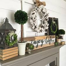 So Many Wednesday Hashtags Little Time Another View Of The New Mantel Super Excited To Doll Her Up For Fall Soon Have A Great Day Decor Wreaths