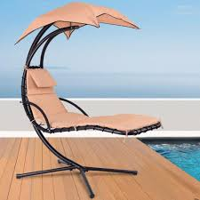 Hanging Chaise Lounge Chair With Stand And Canopy Sun Shade - Beige Gymax Folding Recliner Zero Gravity Lounge Chair W Shade Genuine Hover To Zoom Telescope Casual Beach Alinum Us 1026 32 Offoutdoor Sun Patio Lounge Chair Cover Fniture Dust Waterproof Pool Outdoor Canopy Rain Gear Pouchin Sails Nets Chaise With Gardeon With Beige Fniture Sunnydaze Double Rocking And 21 Best Chairs 2019 The Strategist New York Magazine Recling Belleze 2pack W Top Cup Holder Gray Decor 2piece Steel Floating Cushions