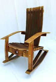DIY Wine Barrel Rocking Chair Wood Plans. Very Simple To ... 35 Free Diy Adirondack Chair Plans Ideas For Relaxing In 24 Oak Shelf Shown A Michaels Cherry Finish Qw Amish Arbella 7pc Ding Set Wooden High Childrens Fniture And Solid Wood Handcrafted Portland Oregon The High Back Rocking Chair Canterbury Leg Table St Louis Park School Theater Program Will Present Elnora Accent Luxcraft Swivel Bar Height Yard Arthur Phillippe Chairs Set2 Fabric Side 3 Leather 1 Bench Woodworking Baby Build