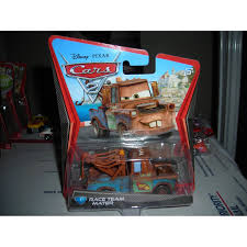 100 Tow Truck Games Online DISNEY PIXAR CARS 2 RACE TEAM TOW TRUCK MATER 1 DIECAST VHTF NEW By