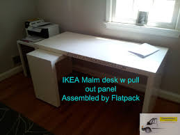 Ikea Brusali Wardrobe Instructions by Ikea Malm Desk With Pull Out Panel Article Number 702 141 92