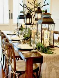 Holiday Dining Room Decorating Ideas Awesome 1224 Best Christmas Table Decorations Images On Pinterest Of