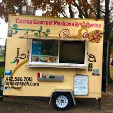 100 La Taco Truck Palapa Pittsburgh Food S