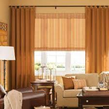 almond curtains drapes window treatments the home depot