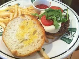 Olive Garden New Burger Review Business Insider