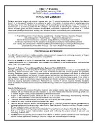 Large Size Of Manufacturing Project Manager Resume Entry Level Sample Templates Information Technology F Cover Letter