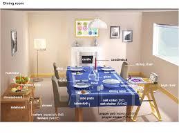 Dining Room Noun