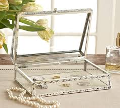 Antique Silver Jewellery Boxes | Pottery Barn AU Antique Silver Jewellery Boxes Pottery Barn Au Jewelry Box Fine Living For Less Mckenna Leather Large Mirror Best 2000 Decor Ideas 25 Box On Pinterest Diy Jewelry Band Gagement Callie Glass Medium 262 Best Jewellery Boxes Images For Women Storage Australia Watches Find Products