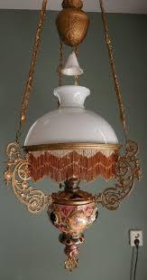 Fenton Fairy Lamp Insert by 48 Best Antique Hanging Lamps Images On Pinterest Vintage Lamps
