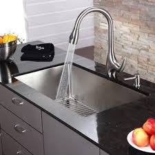 Overstock Stainless Kitchen Sinks by 11 Best Kitchen Sinks Images On Pinterest Bowls Kitchen Sinks