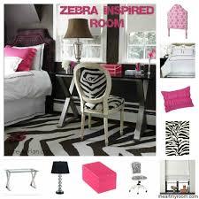 Lovely Zebra Room Decor Luxury