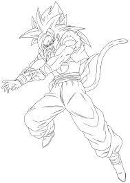 Gohan Goku Dragon Ball Heroes Vegeta Gotenks Goku 7551059