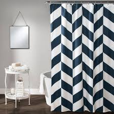Blue Chevron Bathroom Set by Best 25 Navy Shower Curtains Ideas On Pinterest Eclectic Bath