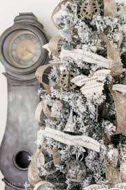 Hayneedle Flocked Christmas Trees by Two Flocked Christmas Trees A Review So Much Better With Age