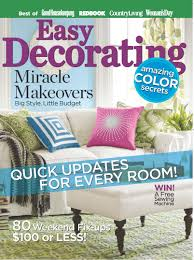 100 Fresh Home Magazine DIY Projects Diy Decoration Decorating