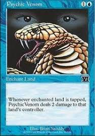 land destruction vintage mtg deck