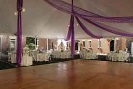 Tents For An Outdoor Wedding Or Reception