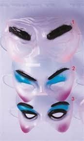 Halloween Half Mask Makeup by 179 Best Halloween Masks 2015 Spookbook Images On Pinterest