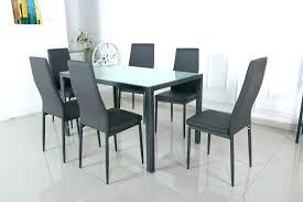 table de cuisine avec chaise encastrable table cuisine en verre table cuisine chaise encastrable excellent