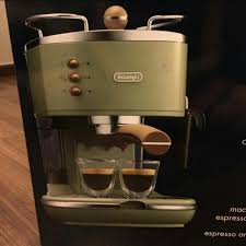 Delonghi Icona Vintage Espresso Cappuccino Machine Coffee Home Appliances On Carousell