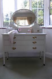 Waterfall Vanity Dresser Set by Waterfall Vanity With Round Mirror U2013 Matt And Jentry Home Design