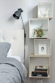 ideen für nachtischschrank im gästezimmer kleiner raum