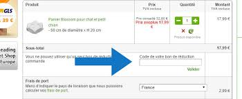code promo cdiscount frais de port code promo zooplus 7 réductions et jusqu à 3 de cashback