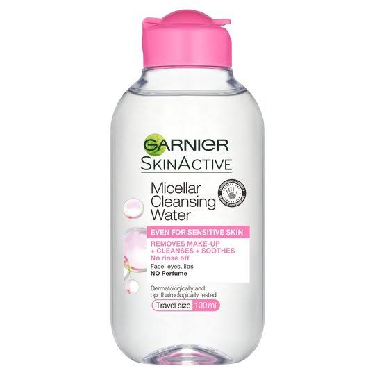 Garnier Micellar Water Facial Cleanser - Sensitive Skin, 100ml