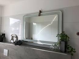 badezimmerspiegel mit beleuchtung neu ovp camargue bauhaus