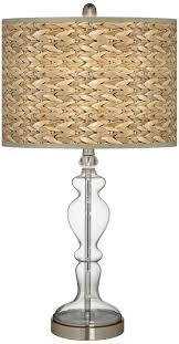 Lamp Shades Bed Bath And Beyond by Lamp Interesting Seagrass Lamp Shade For Home Lighting Ideas