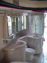 RV Bathroom Interior Remodels At Premier Motorcoach Innovations Santa Ana CA 10