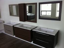 White 36 Bathroom Vanity Without Top by Combination Of Modern And Vintage Style In Floating Bathroom