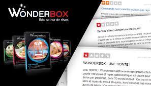 wonderbox telephone siege social avis coffret cadeau wonderbox une bonne affaire maman conseils