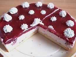 binchens rote grütze torte