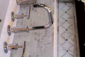 beautiful bathroom backsplash calacatta marble mosaics with