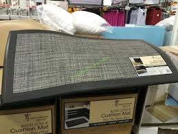 Padded Kitchen Floor Mats by Kitchen Cushioned Floor Mat To Chef Rugs Inside Decor Mats For