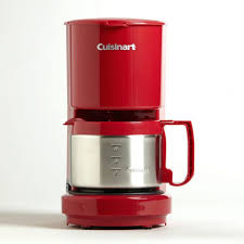 Red Coffe Maker Luxury Coffee Makers Kitchenaid Canada Mr 4 Cup