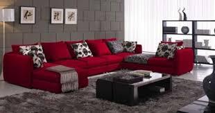 wunderschöne rote wohnzimmer ideen foto wand farbe